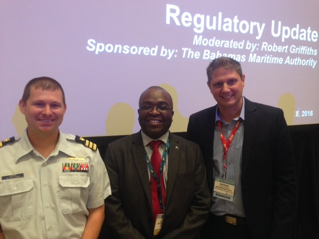 Bahamas sponsors CLIA Regulatory session