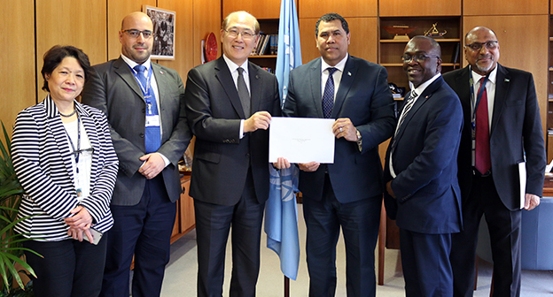 Bahamas presents IMO Member State Assessment contribution for 2019