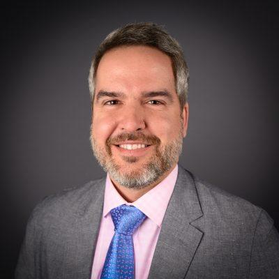 Steve Bomgardner  Global Business Development Director of The BMA