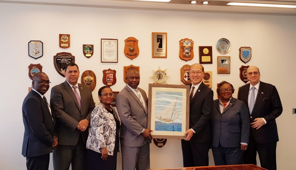 The Bahamas Minister of Transport