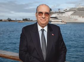 Mr. Peter John Goulandris (Deputy Chair)