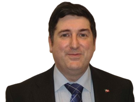 Stephen Keenan - Deputy Director, Inspections & Surveys Department