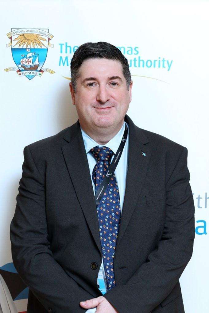 Stephen Keenan - Inspections & Survey Department, The Bahamas Maritime Authority