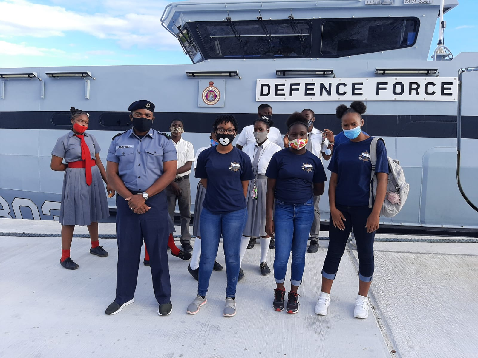 Seafaring remains an attractive option for all genders as The Bahamas notices a sharp rise in the number of females enrolling into its Cadet Corps programme. Click here to find out more.