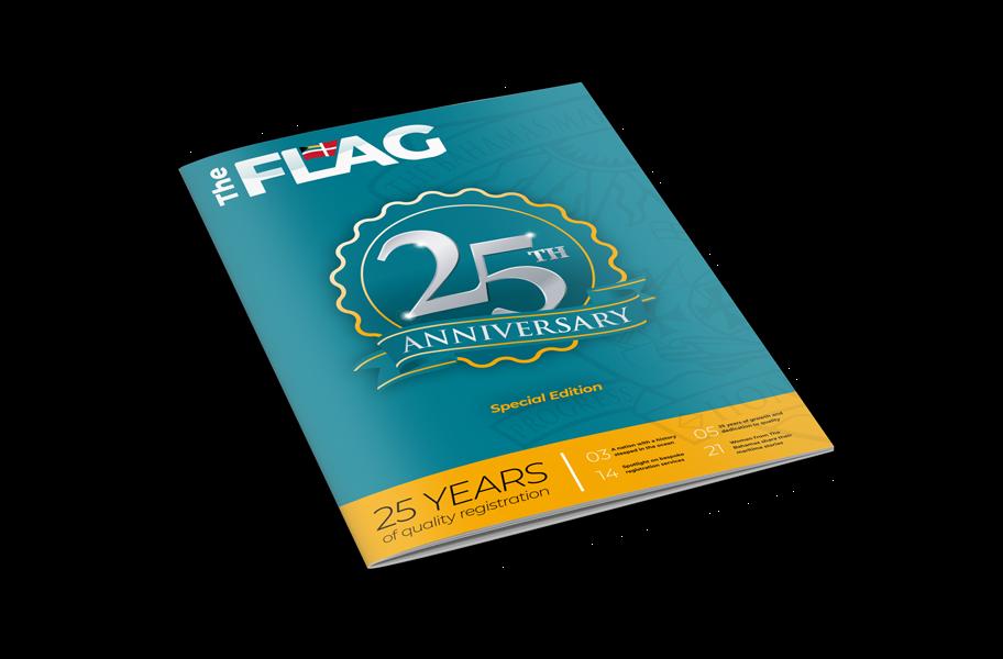 The Flag Newsletter - Issue 36 (Online Version)